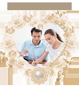 Свадебный букет из ирисов и другие идеи использования ирисов на свадьбе