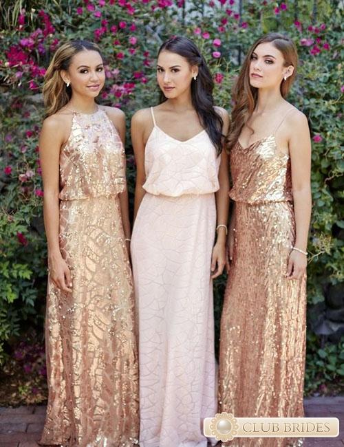 Фото платьев для дружки